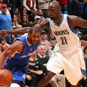Clippers vs. Timberwolves
