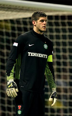 Fraser Forster has been called up to the England squad for the first time