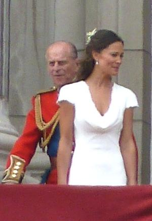 Pippa Middleton wowed spectators at Prince William & Kate's Royal Wedding.