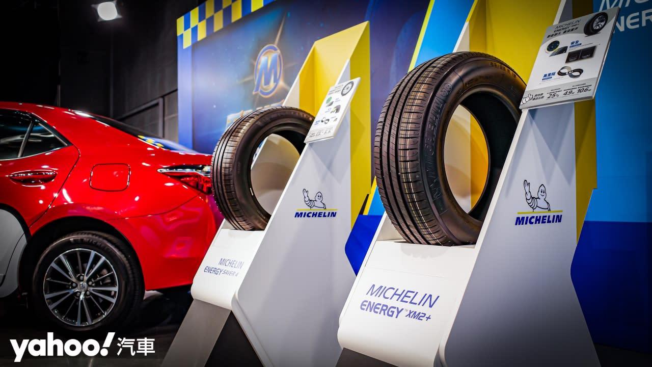【新車圖輯】突破里程極限!2020 Michelin米其林輪胎「耐米聯盟」正式登場!