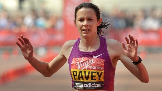 Athletics - Pavey adamant Yokohama can be her best marathon yet