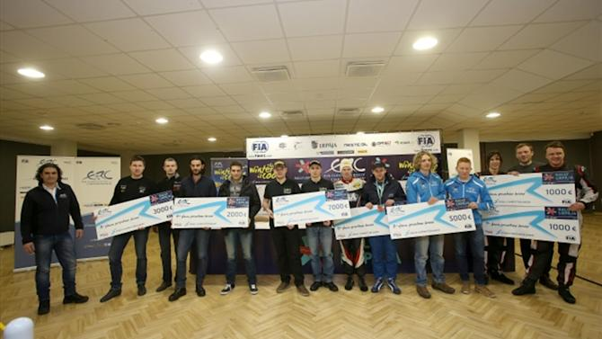 ERC - ERC privateer prize fund rockets to 50,000 Euros to mark 50th anniversary