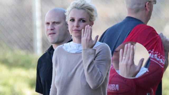 Is Britney Spears Engaged or Even Married?