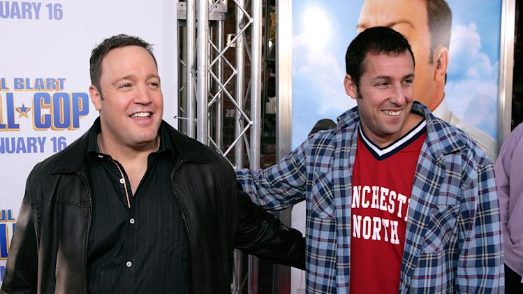 Adam Sandler 2009 Kevin James