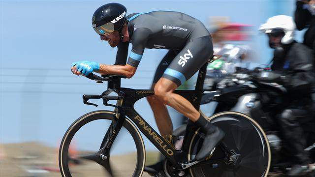 Cycling - Wiggins seizes lead at Tour of California