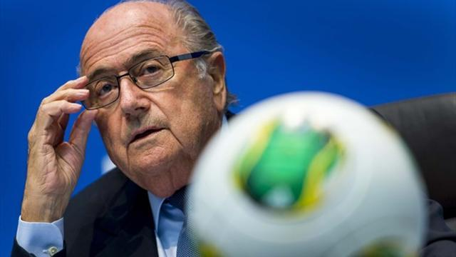Olympic Games - Blatter: Olympic boycott would change nothing