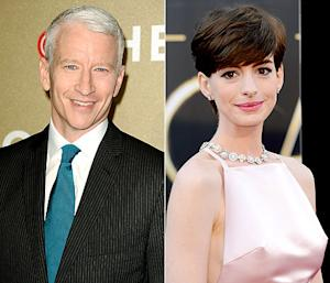 "Anderson Cooper Defends Anne Hathaway: ""I Don't Understand"" the ""Hatred"""