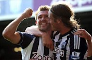 McAuley: West Brom can beat Liverpool at Anfield again