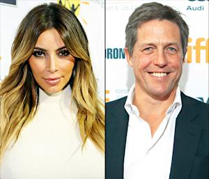 Kim Kardashian Cuddles With North West, Hugh Grant Fathers Third Love Child: Top 5 Stories!