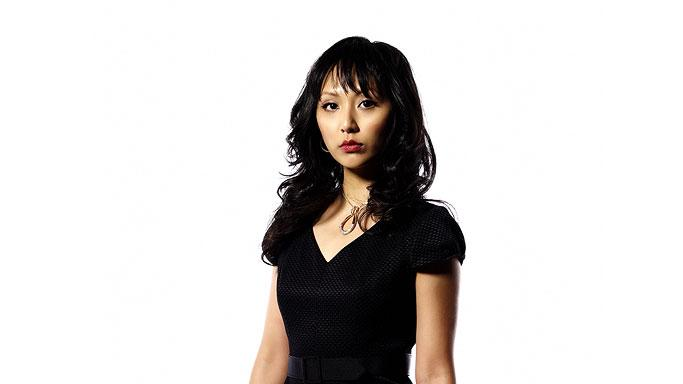 Linda Park in the Starz series Crash