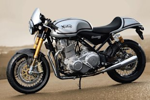 Norton Commando 961 Cafe Racer 2013