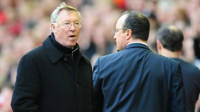 Serie A - Benitez refuses to dignify Ferguson claims with response
