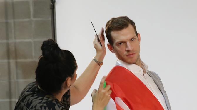 NHL Player Portraits