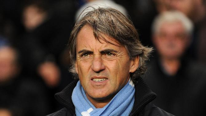 Roberto Mancini admits City's owners were disappointed by the Champions League exit