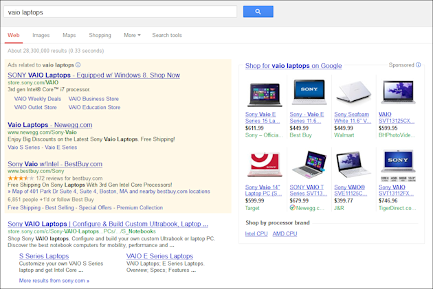 Larry Page Confirms Google Knowledge Graph Conspiracy Theory image knowledge graph vs google ads