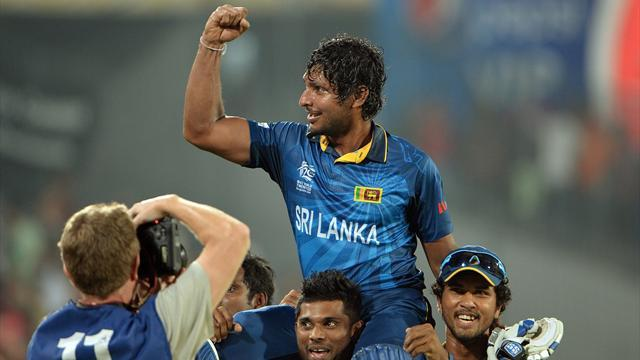 Cricket - Sri Lankans party as World Cup winners return home