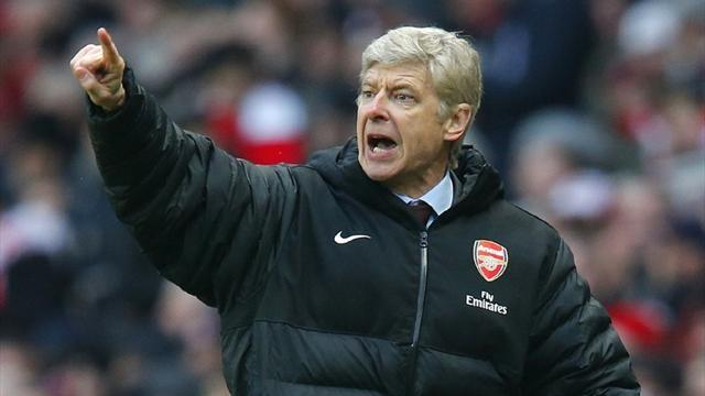 Premier League - Paper Round: £23m star waiting for Wenger's call