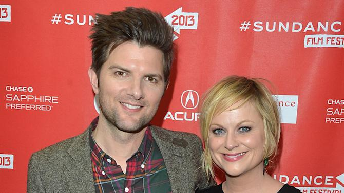 Adam Scott, Amy Poehler