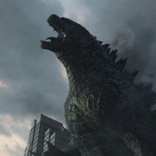 New 'Godzilla' TV Spot Reveals First Good Look at Monster (Video)