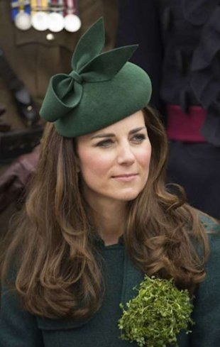 Kate Middleton, crawl-misser
