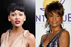 Meagan Good's One Wish for Christmas: To Play Whitney Houston in Biopic