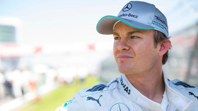 Formula 1 - Rosberg insists title talk premature