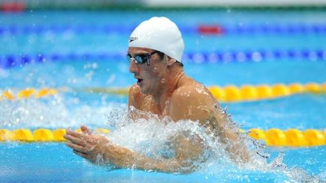 Swimming - Silver again for Jamieson and Allen in Moscow