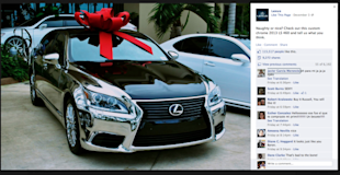The 15 Best Facebook Posts Ever Written image lexus