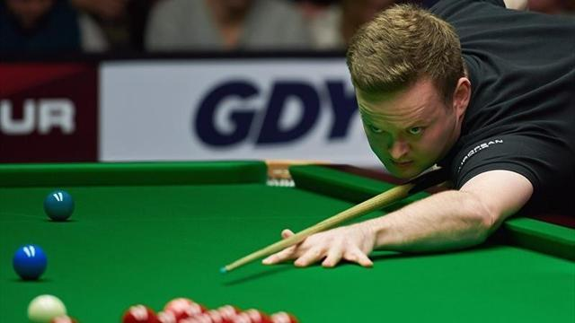 Snooker - Murphy ousts champion Allen to set up Selby final