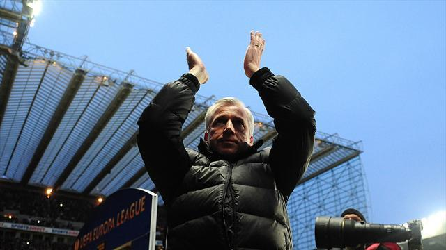 Europa League - Pardew wants European return