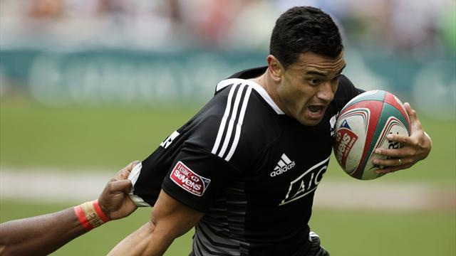 Rugby - New Zealand only perfect side on day one of London Sevens