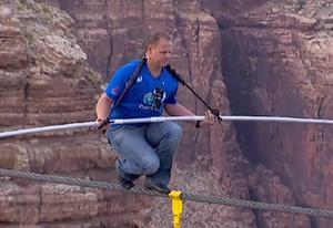 Nik Wallenda | Photo Credits: Discovery Channel