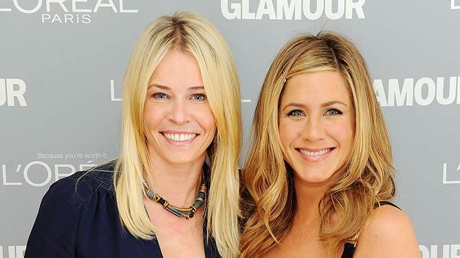 Handler Aniston Glamour Women Of The Year