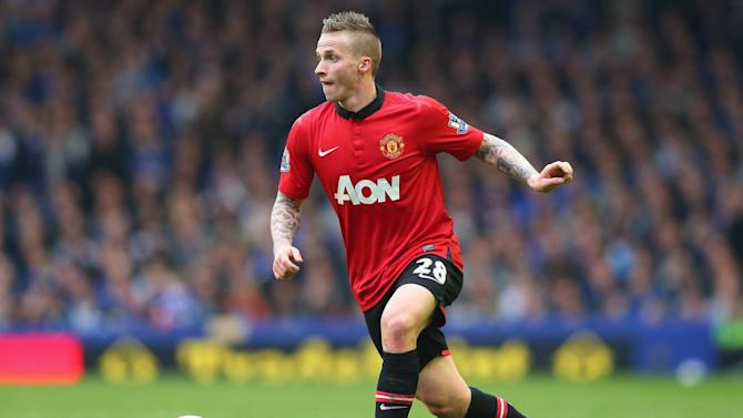 European Football - Buttner departs United for Dynamo Moscow