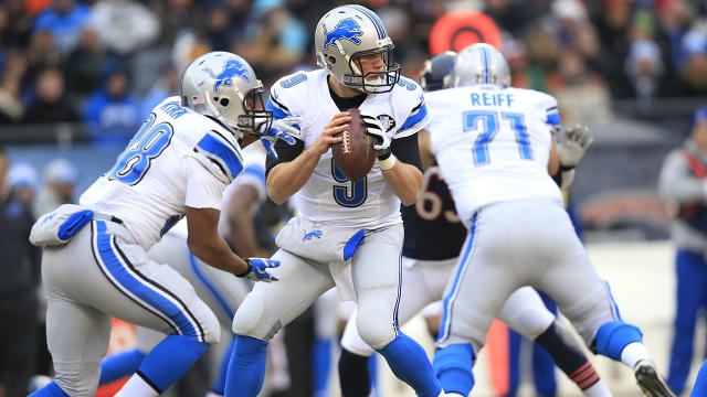 Are the Lions the biggest surprise in the NFC?