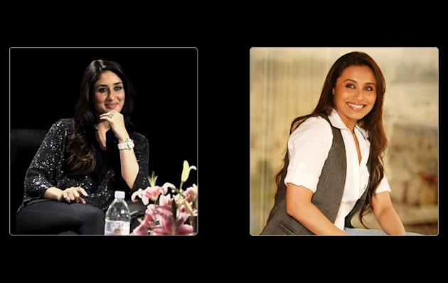 Kareena, Rani, Preity face-off