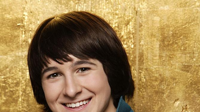 "Mitchel Musso stars as ""Oliver Oken"" in Hannah Montana."