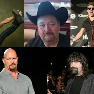 How 5 Former WWE Stars Took Careers From the Top Rope to Hollywood's Bottom Line