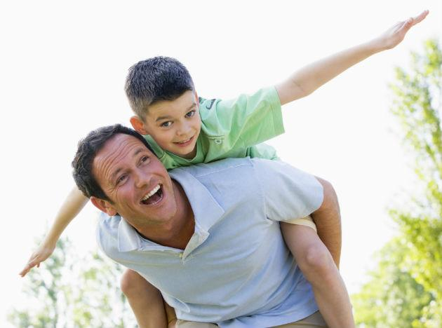 Top 10 Tips for Healthy Fathers