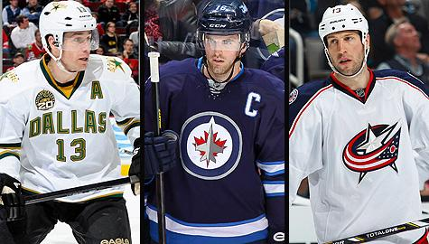 NHL playoff push: Dallas Stars, Winnipeg Jets and Columbus Blue Jackets