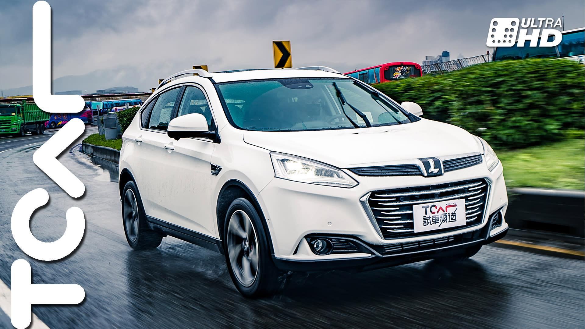 新國產性能王 LUXGEN U6 GT 旗艦智駕版 新車試駕 - TCAR