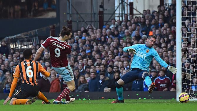 Video: West Ham United vs Hull City