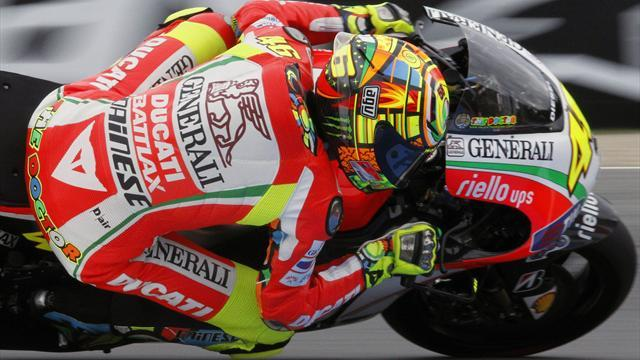 Ducati pins hopes on re-organisation