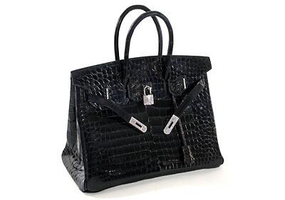 Hermes Matte Crocodile Birkin Bag, $120,000