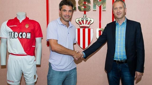 Ligue 1 - Monaco bolster midfield with Toulalan