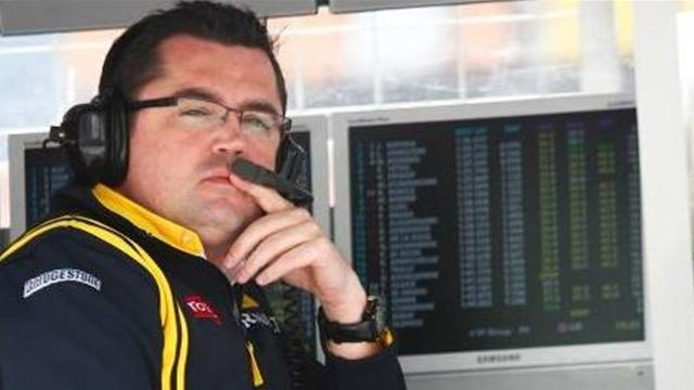 Formula 1 - Boullier set to take over at McLaren