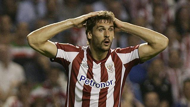 Europa League - Llorente in Athletic squad for Israel trip