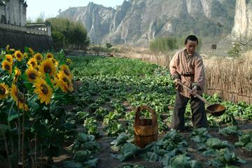 A scene from Sony Pictures Classics' The Children of Huang Shi
