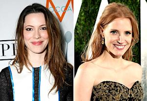 Rebecca Hall Replacing Jessica Chastain in Iron Man 3?