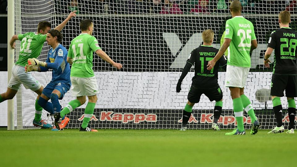 Video: Wolfsburg vs Borussia M gladbach
